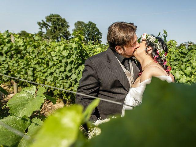 Il matrimonio di Emanuele e Liana a Azzano Mella, Brescia 103