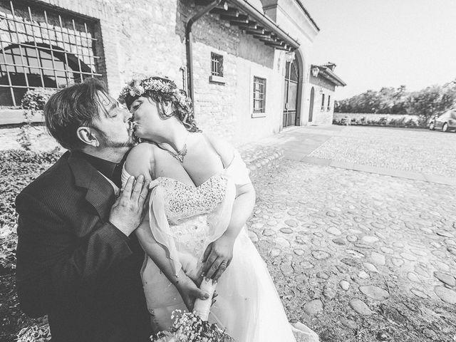 Il matrimonio di Emanuele e Liana a Azzano Mella, Brescia 104