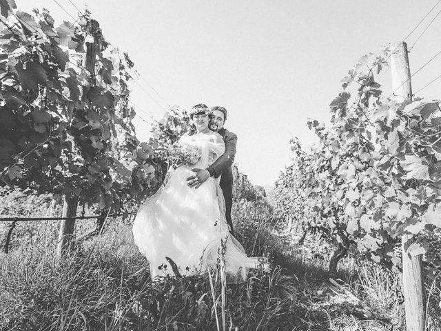 Il matrimonio di Emanuele e Liana a Azzano Mella, Brescia 105