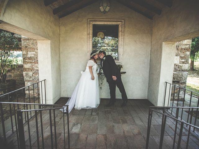 Il matrimonio di Emanuele e Liana a Azzano Mella, Brescia 107