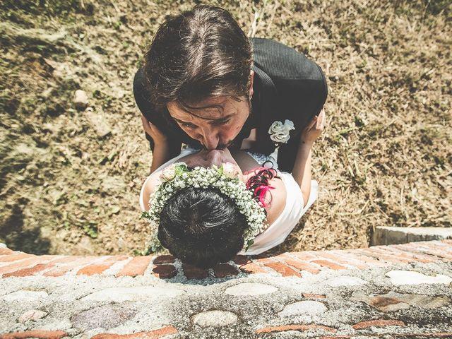 Il matrimonio di Emanuele e Liana a Azzano Mella, Brescia 108