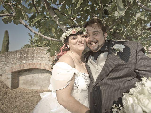 Il matrimonio di Emanuele e Liana a Azzano Mella, Brescia 110