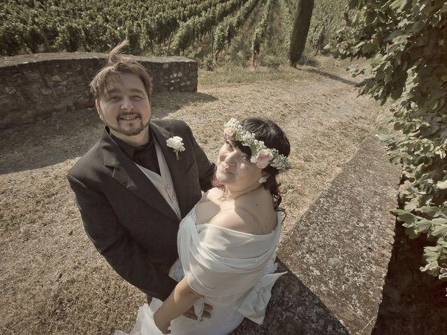 Il matrimonio di Emanuele e Liana a Azzano Mella, Brescia 111