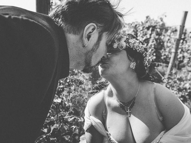 Il matrimonio di Emanuele e Liana a Azzano Mella, Brescia 112