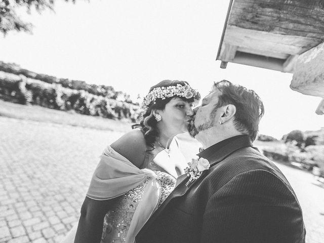Il matrimonio di Emanuele e Liana a Azzano Mella, Brescia 113