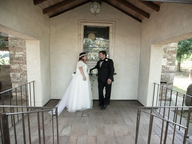 Il matrimonio di Emanuele e Liana a Azzano Mella, Brescia 114