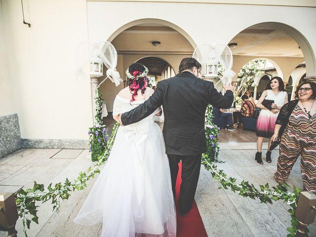 Il matrimonio di Emanuele e Liana a Azzano Mella, Brescia 118