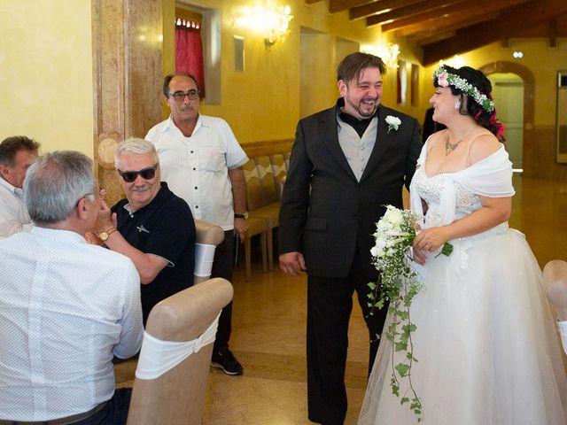 Il matrimonio di Emanuele e Liana a Azzano Mella, Brescia 121