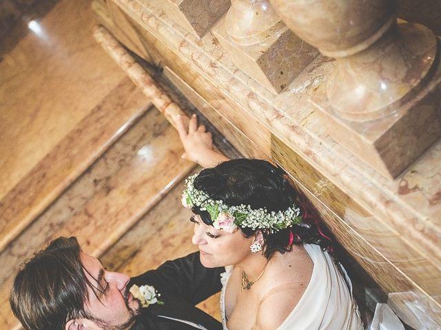 Il matrimonio di Emanuele e Liana a Azzano Mella, Brescia 2