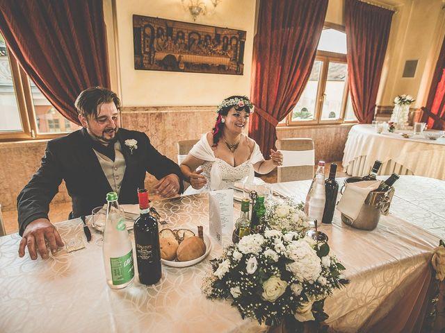 Il matrimonio di Emanuele e Liana a Azzano Mella, Brescia 123
