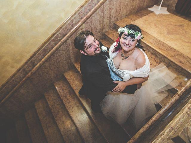 Il matrimonio di Emanuele e Liana a Azzano Mella, Brescia 124
