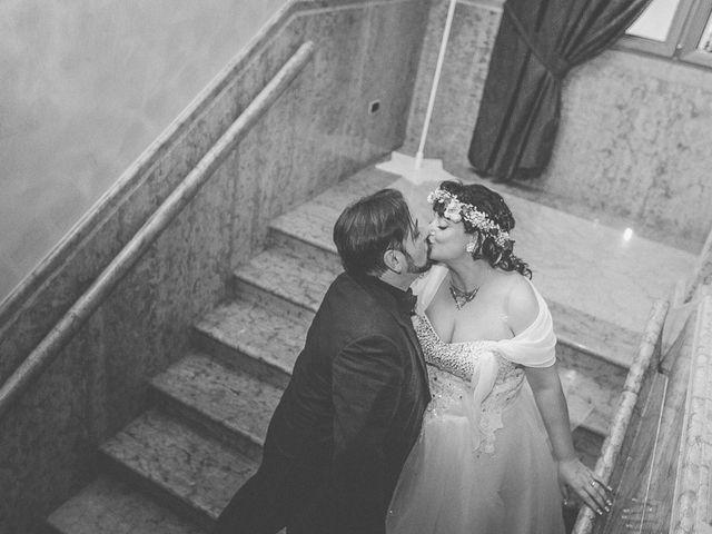 Il matrimonio di Emanuele e Liana a Azzano Mella, Brescia 125