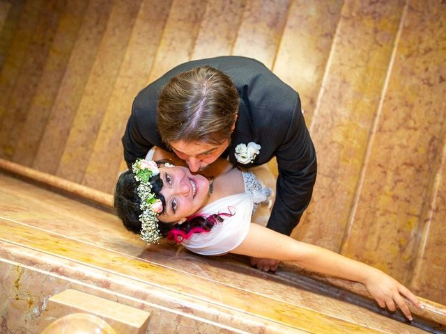 Il matrimonio di Emanuele e Liana a Azzano Mella, Brescia 127