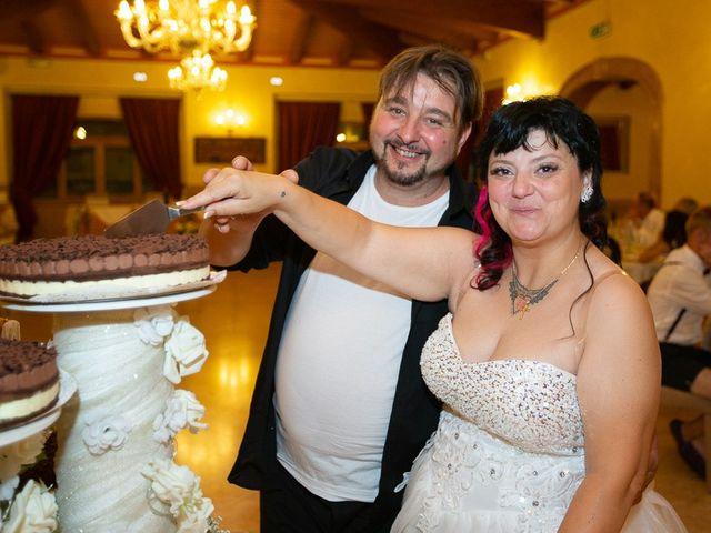 Il matrimonio di Emanuele e Liana a Azzano Mella, Brescia 134