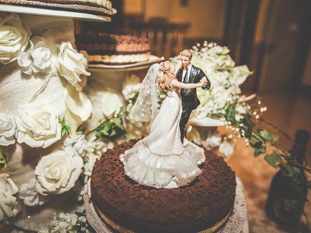 Il matrimonio di Emanuele e Liana a Azzano Mella, Brescia 138