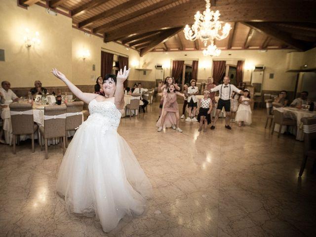Il matrimonio di Emanuele e Liana a Azzano Mella, Brescia 139
