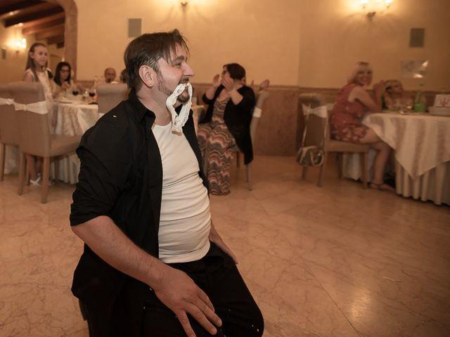 Il matrimonio di Emanuele e Liana a Azzano Mella, Brescia 141