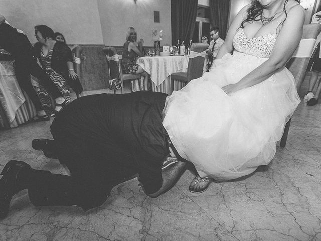 Il matrimonio di Emanuele e Liana a Azzano Mella, Brescia 142
