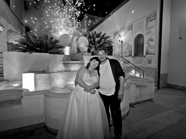Il matrimonio di Emanuele e Liana a Azzano Mella, Brescia 147