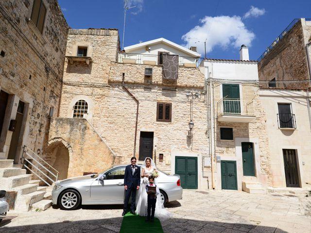 Il matrimonio di Savino e Costanza a Binetto, Bari 20