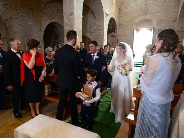 Il matrimonio di Savino e Costanza a Binetto, Bari 21