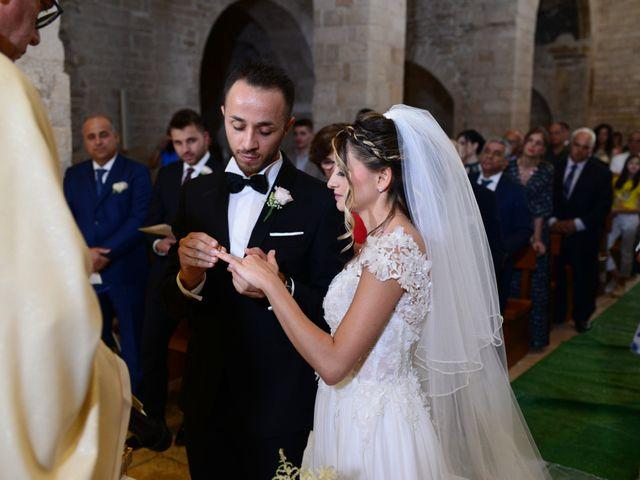 Il matrimonio di Savino e Costanza a Binetto, Bari 24