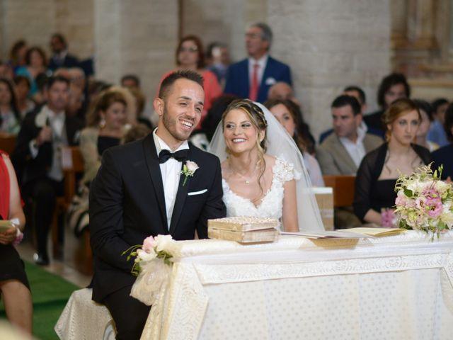 Il matrimonio di Savino e Costanza a Binetto, Bari 27