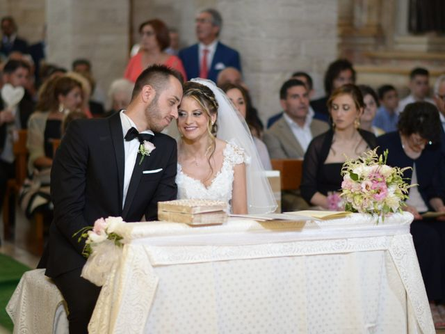 Il matrimonio di Savino e Costanza a Binetto, Bari 28