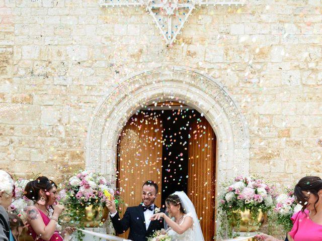 Il matrimonio di Savino e Costanza a Binetto, Bari 30
