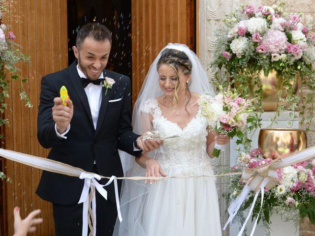 Il matrimonio di Savino e Costanza a Binetto, Bari 31
