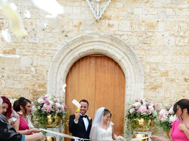 Il matrimonio di Savino e Costanza a Binetto, Bari 33