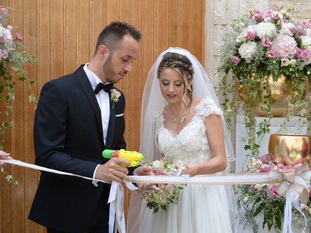 Il matrimonio di Savino e Costanza a Binetto, Bari 34