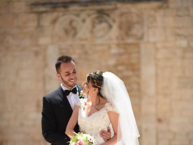 Il matrimonio di Savino e Costanza a Binetto, Bari 36