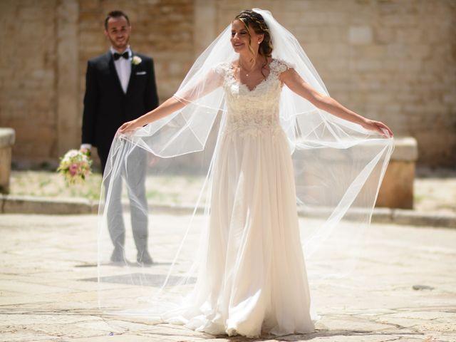 Il matrimonio di Savino e Costanza a Binetto, Bari 38