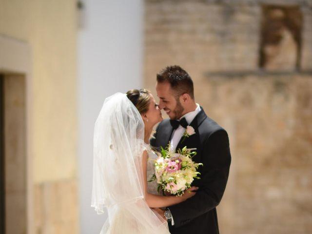 Il matrimonio di Savino e Costanza a Binetto, Bari 41