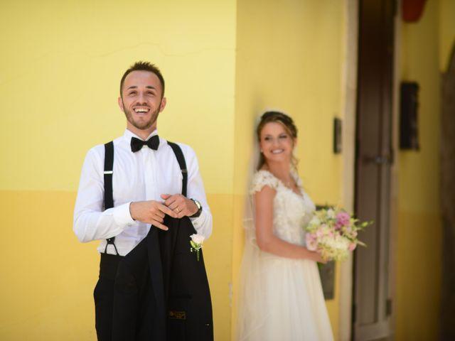Il matrimonio di Savino e Costanza a Binetto, Bari 45