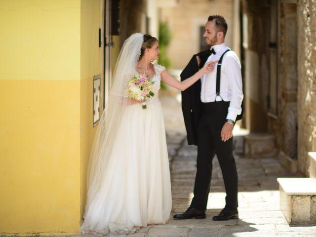 Il matrimonio di Savino e Costanza a Binetto, Bari 46