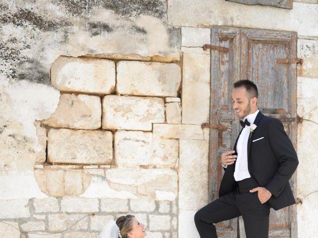 Il matrimonio di Savino e Costanza a Binetto, Bari 47