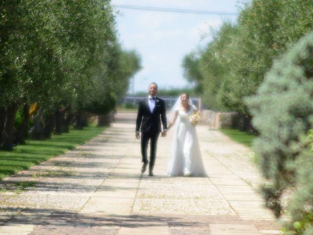 Il matrimonio di Savino e Costanza a Binetto, Bari 50
