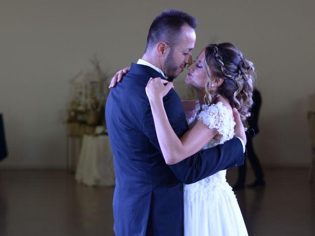 Il matrimonio di Savino e Costanza a Binetto, Bari 56