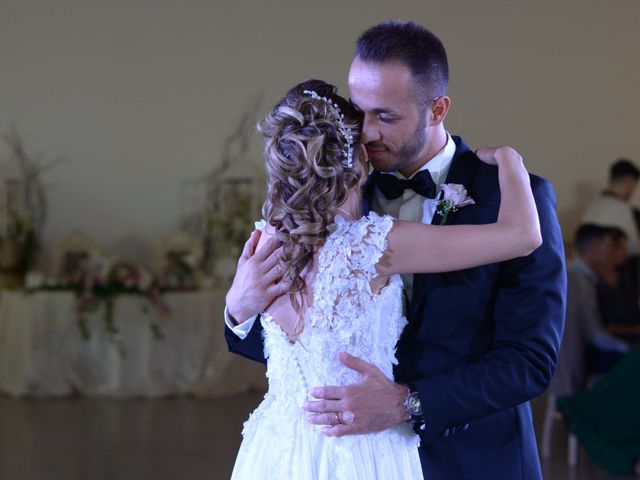 Il matrimonio di Savino e Costanza a Binetto, Bari 57