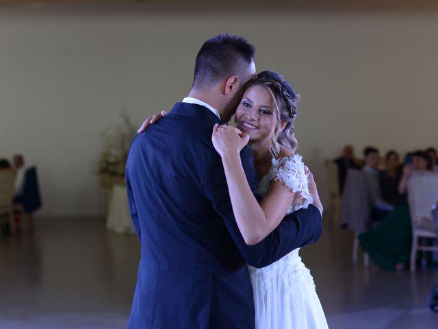 Il matrimonio di Savino e Costanza a Binetto, Bari 58
