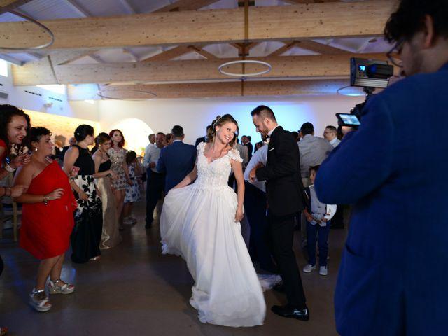 Il matrimonio di Savino e Costanza a Binetto, Bari 60