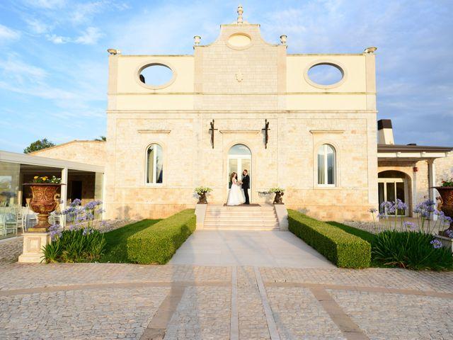 Il matrimonio di Savino e Costanza a Binetto, Bari 61