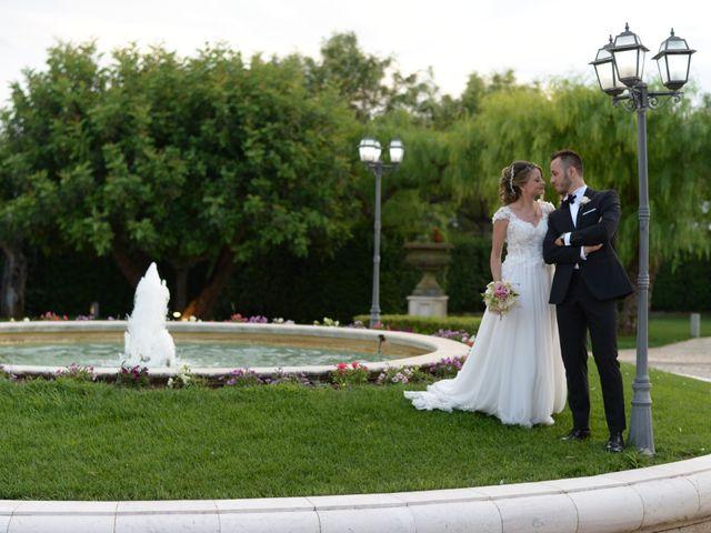 Il matrimonio di Savino e Costanza a Binetto, Bari 65