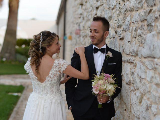 Il matrimonio di Savino e Costanza a Binetto, Bari 66