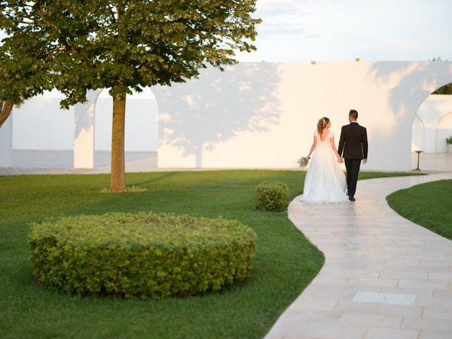 Il matrimonio di Savino e Costanza a Binetto, Bari 67