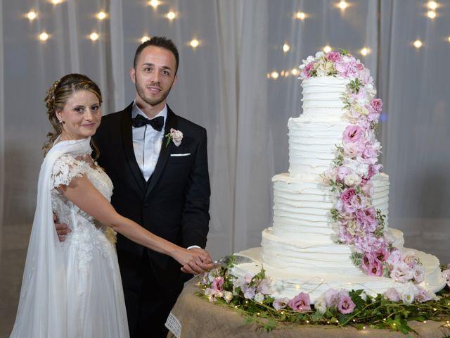 Il matrimonio di Savino e Costanza a Binetto, Bari 74