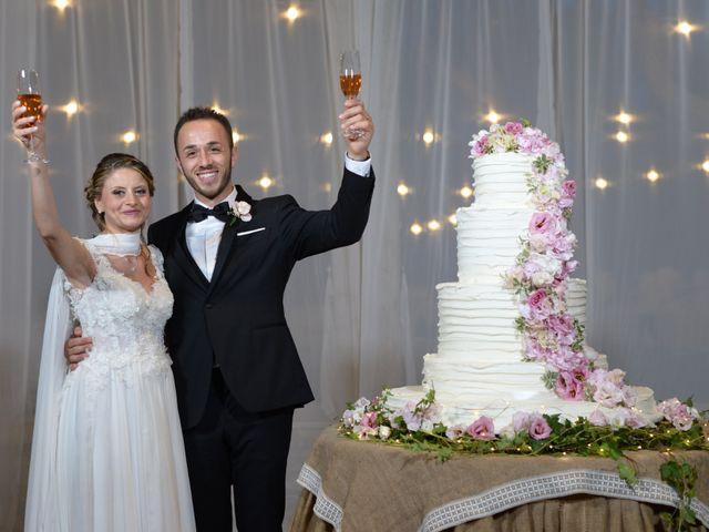 Il matrimonio di Savino e Costanza a Binetto, Bari 75