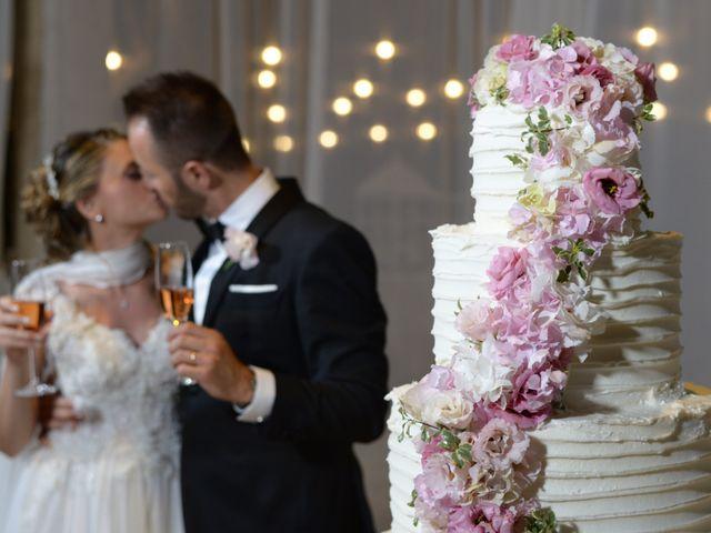 Il matrimonio di Savino e Costanza a Binetto, Bari 76